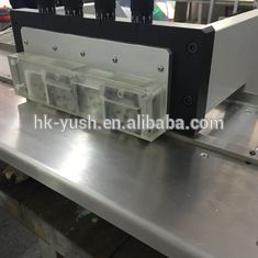 pcb depaneling machine cutting led strip with fast speed,Buy Multi Blades Depaneling,Pcb Boards Depaneling,Led Pcb Cutting Machine Product on pcbcuttingmachine.com