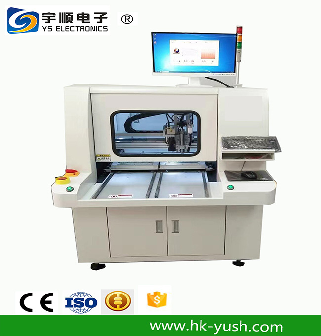 Online Automatic PCB Router Machine -YSVC-650,Buy Multi Blades Depaneling,Pcb Boards Depaneling,Led Pcb Cutting Machine Product on pcbcuttingmachine.com