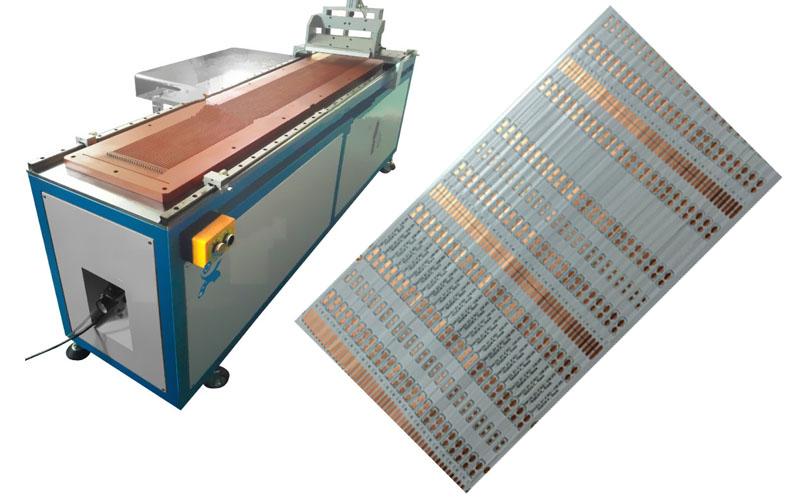 Flex PCB Circuit Pneumatic Depaneling, High Quality Flex PCB